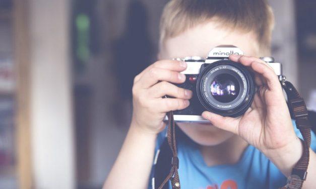 """Kinderfotos im Netz"" (Blogparade)"