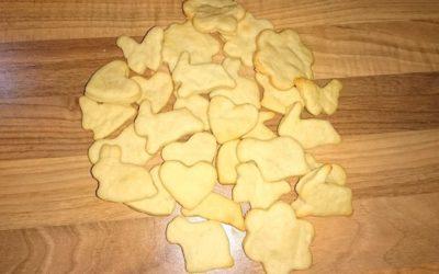 Rezept Apfel-Birne-Vollkorn Babykekse