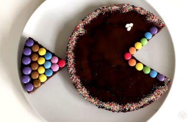 Schoko-Fisch Kuchen