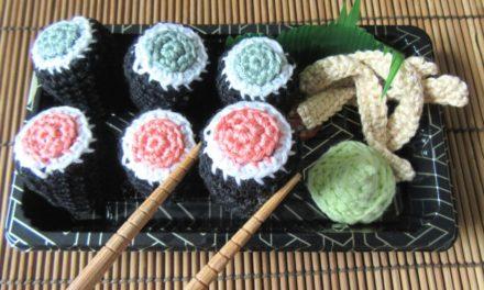"DIY Sushi ""Maki Menü"""