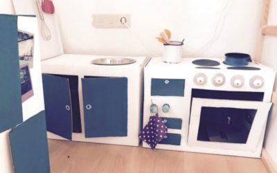 DIY Kinderküche