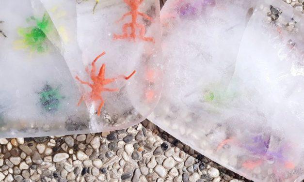 Spielidee: Urtiere aus der Eiszeit