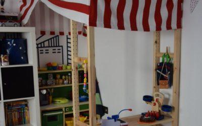 DIY Kinder Kaufladen (IKEA)
