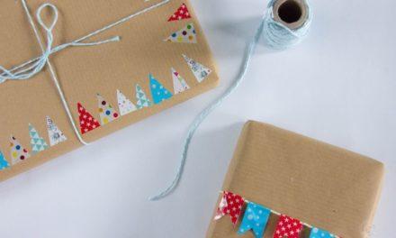 Minimalistische Geschenkideen für Kinder