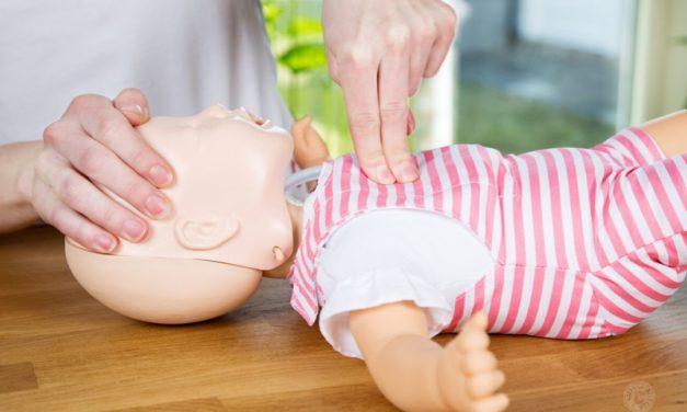 Ersthelfer für das eigene Kind