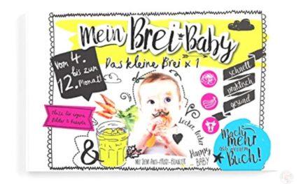 Buchtipp: Mein Brei-Baby: Das kleine Brei x 1