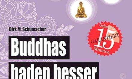 Buchtipp: Buddhas baden besser