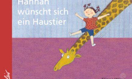 Buchtipp: Hannah wünscht sich ein Haustier