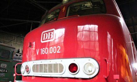 Ausflugsziele NRW: Eisenbahnmuseum (Dieringhausen)