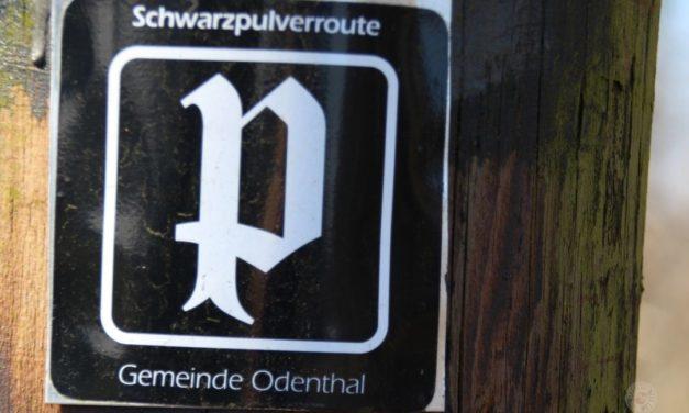 Wanderwege NRW: Schwarzpulverroute (Odenthal)