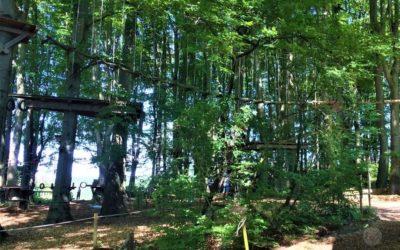 Freizeittipps NRW: Hochseilgarten & Kletterwald K1 (Odenthal)